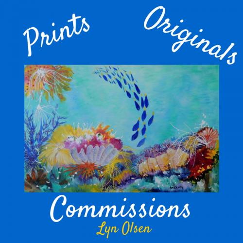 Great Barrier Reef Lyn Olsen buy prints