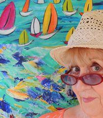 Lyn Olsen Artist Profile Funky