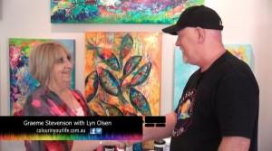 Lyn Olsen Graeme Stevenson CIYL stan