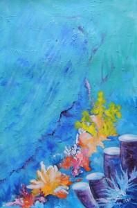 Great Barrier Reef Lyn Olsen Coral