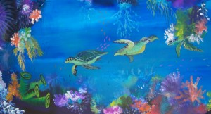 Lyn Olsen Great Barrier Reef
