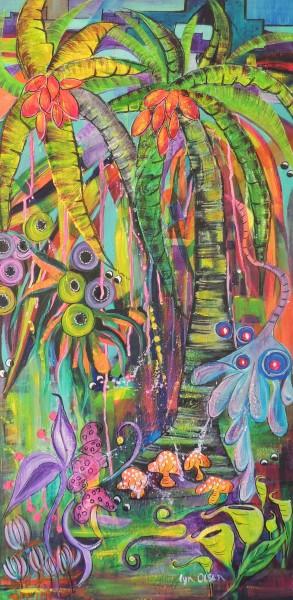Lyn Olsen Fantasy Rainforest